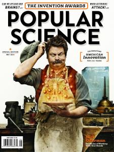 Cover Courtesy of: Popular Science Magazine