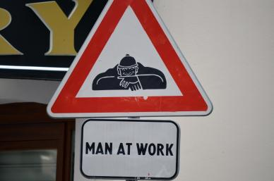 man-at-work